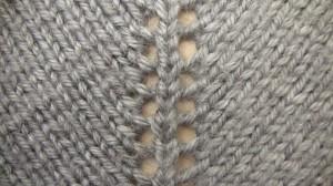 Fancy increasing- www.watch knitting.com